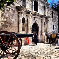 Photo taken at The Alamo by Dave D. on 3/3/2013