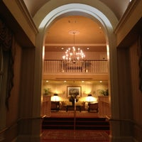 Photo taken at DoubleTree by Hilton Hotel & Suites Charleston - Historic District by Dave D. on 11/24/2012