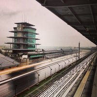 Photo taken at Indianapolis Motor Speedway by Dave D. on 4/16/2013