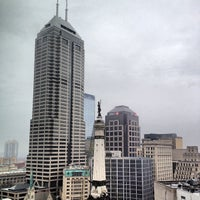 Photo taken at Conrad Indianapolis by Dave D. on 12/7/2012