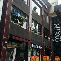 Photo taken at 롯데리아 Lotteria by M M. on 7/7/2013