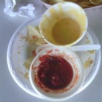 Photo taken at Bandito Burrito by Kathy W. on 4/12/2013