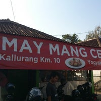 Photo taken at Siomay Kang Cepot by Feisal D. on 10/26/2012