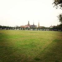 Photo taken at Thammasat University by Nat M. on 2/3/2013