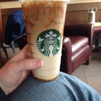 Photo taken at Starbucks by Amanda P. on 10/31/2012