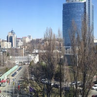 Снимок сделан в Премьер Отель Русь пользователем Vladimir T. 4/17/2013