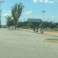 Photo taken at Liberty Tech High School by Joy C. on 9/28/2013
