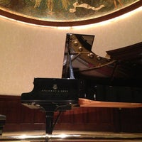 Photo taken at Wigmore Hall by Tetty on 4/2/2013