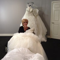 Photo taken at Bridal Traditions by Whitney W. on 9/18/2012