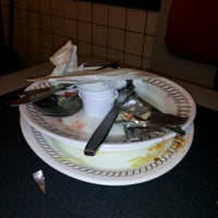 Photo taken at Waffle House by Steven R. on 12/21/2012