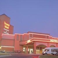 Photo taken at Treasure Island Resort & Casino by Amber S. on 6/9/2013
