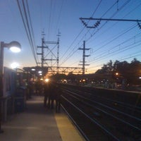 Photo taken at Metro North - Westport Train Station by Guy S. on 10/12/2012