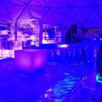 Photo taken at Ice Bar by dagaya on 2/13/2015