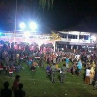 Photo taken at Balai Kota Yogyakarta by Bang C. on 10/7/2012