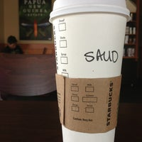 Photo taken at Starbucks by Saud A. on 7/5/2013