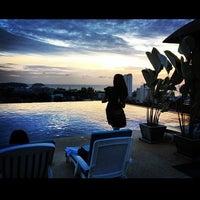 Photo taken at Karon Phunaka Resort and Spa by Ирина on 12/21/2012