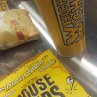 Photo taken at Which Wich by Chrisito on 5/8/2017