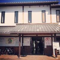 Photo taken at ワープステーション江戸 by kat t. on 2/23/2013