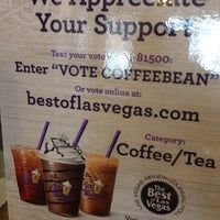 Photo taken at The Coffee Bean & Tea Leaf by Mitch T. on 2/20/2015