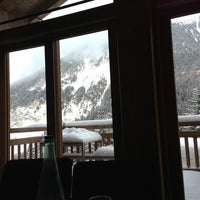 Photo taken at Courchevel Moriond 1650 by Masha S. on 1/2/2013