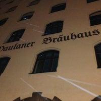 Das Foto wurde bei Paulaner Bräuhaus von Frank H. am 11/29/2012 aufgenommen
