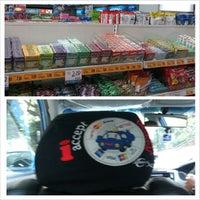 Photo taken at Esso Telok Blangah by Monica W. on 6/27/2013