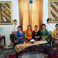Photo taken at House of Danar Hadi by Monica W. on 4/14/2017