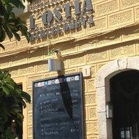 Foto tomada en L'Ostia por Victor C. el 7/8/2013