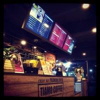 Photo taken at Caffe Tiamo by Edwin G. on 2/11/2015