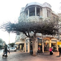 Photo taken at Rambam Square by Anna Z. on 4/2/2014