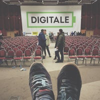 Photo taken at Digitale 6 by Alexey S. on 11/28/2014
