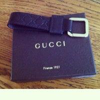 Photo taken at Gucci by Ken Kreangsak L. on 8/7/2013