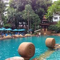 Photo taken at AVANI Pattaya Resort & Spa by Ople K. on 5/5/2013