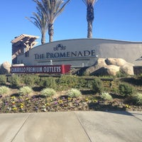 Photo taken at Camarillo Premium Outlets by Darah G. on 11/24/2012