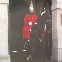Photo taken at Horse Guards Parade by Ol C. on 4/1/2013