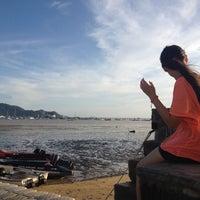 Photo taken at Ao Chalong Yatch Club by EKNAREE J. on 12/26/2015