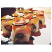 Photo taken at Kiyadon Sushi by stephanie t. on 12/20/2013