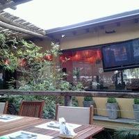 Photo taken at The Garden Sushi Bar by Daniella G. on 10/14/2012