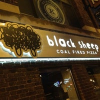 Photo taken at Black Sheep Coal Fired Pizza by Rocky W. on 3/29/2013