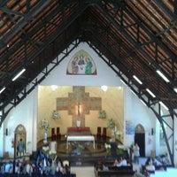 Foto tomada en Igreja Santa Joana D'Arc por Laryssa C. el 10/21/2012
