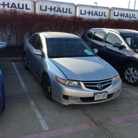 Photo taken at David McDavid Acura Plano by Diandra H. on 12/13/2012
