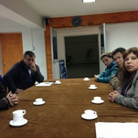 Photo taken at Sala De Concejo Municipal Talcahuano by Gaston S. on 6/11/2013