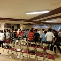Photo taken at GBI Warban by Andre K. on 3/30/2014
