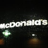Photo taken at McDonald's by Jurģis R. on 10/13/2012