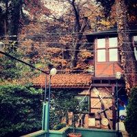 Photo taken at Kaplan Çam Restaurant by Murat N. on 12/22/2012
