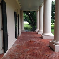 Photo taken at Oak Alley Plantation by Gary D. on 7/18/2014