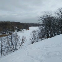 Photo taken at Цна by Viacheslav on 12/30/2016