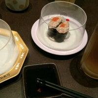 Photo taken at Genki Sushi 元气寿司 by Viacheslav on 8/14/2017