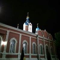 Photo taken at Церковь Тихвинской Иконы Божией Матери by Viacheslav on 10/7/2017