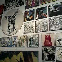 Photo taken at Squadro Stamperia Galleria d'Arte by emilia c. on 7/25/2013